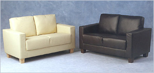 Faux Leather Seating