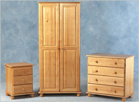 Sol Bedroom Furniture Range
