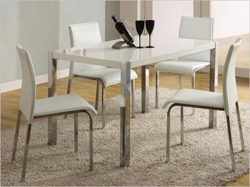 Charisma Dining Set : charismadiningwhite from www.furniture247.co.uk size 500 x 375 jpeg 46kB
