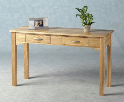 Dynasty Two Drawer Console Table