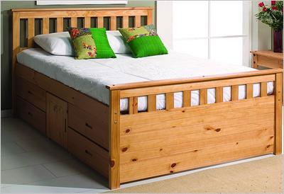 Ferrara Captain 39 S Double Bed