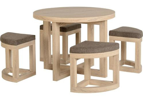 Cambourne dining table for Stowaway dining table