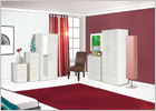 The Complete Andante Cream Bedroom Range