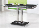 Gio Small Extending Dining Table - Extended