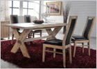 Provence Dining Set - Solid Durian Wood