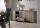Provence Sideboard - Solid Durian Wood