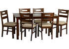 Chatsworth Dining Set with Six Chairs