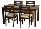 Chatsworth Dining Set with Four Chairs