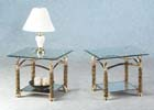 Shalimar Lamp Table