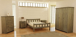 Havana Bedroom Furniture