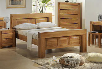 King Size Pine Beds