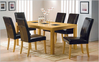 Leather Dining Sets