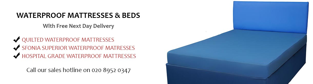 Waterproof Beds and Mattresses