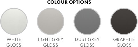 Isla Bedroom Furniture Range Colour Options