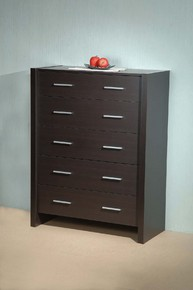 Denver 5 Drawer Chest