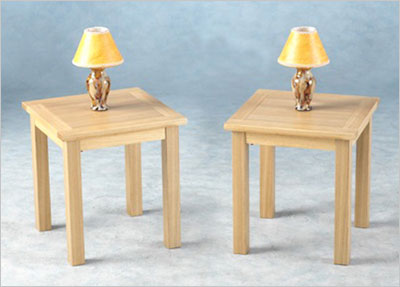 Ashcombe Lamp Table