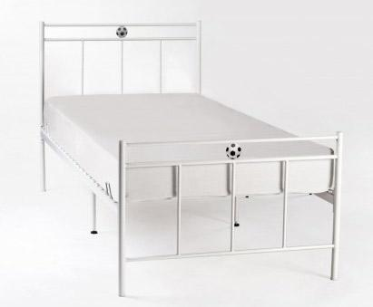 Soccer Single Childrens Bed