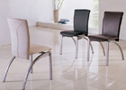 Gio Small Extending Dining Set and G612 Low Back Chairs