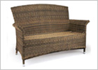 Panama Two Seater with Removable Cushion