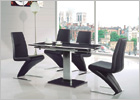 Gami Extending Dining Set and G632 Z Chair