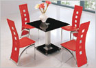 G525 Tall Back Cut Out Chairs