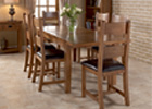 Dorset Extending Dining Set - Room Setting