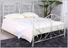 Florence Double Metal Bed