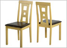 Pair of Rowan Dining Chairs
