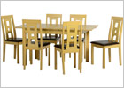 Rowan Dining Set - Extended View