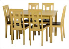 Rowan Dining Set - Closed View