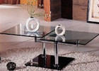 Twister Glass Coffee Table