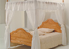 Veneza Double Four Poster Bed